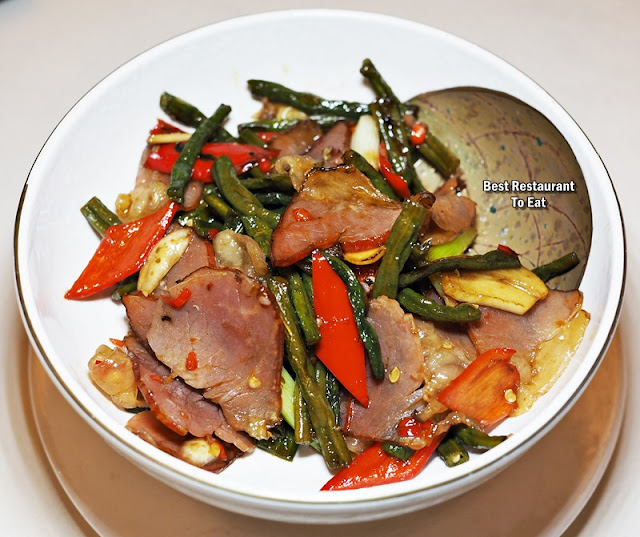 Oriental Group Restaurant China & Nanyang Hunan Wax Meat With Dried Long Beans