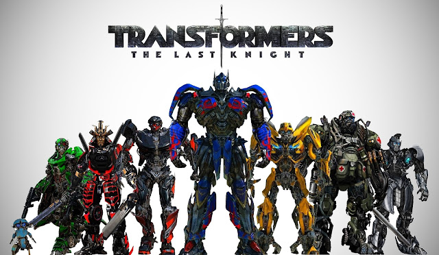 Transformers: The Last Knight Released in 7 Countries
