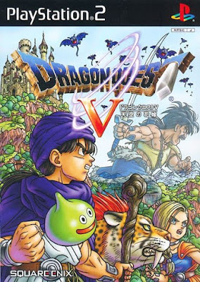 Dragon Quest V PS2 GAME ISO