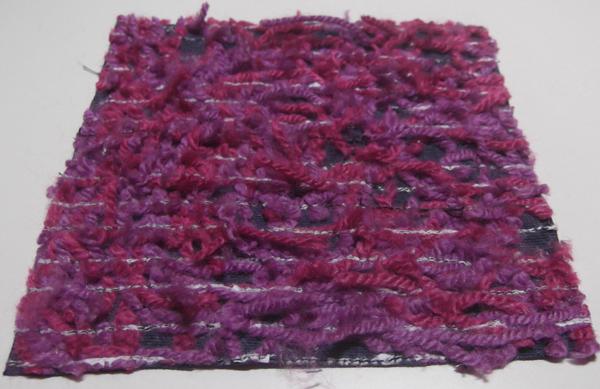 textile surface, surface design, pile