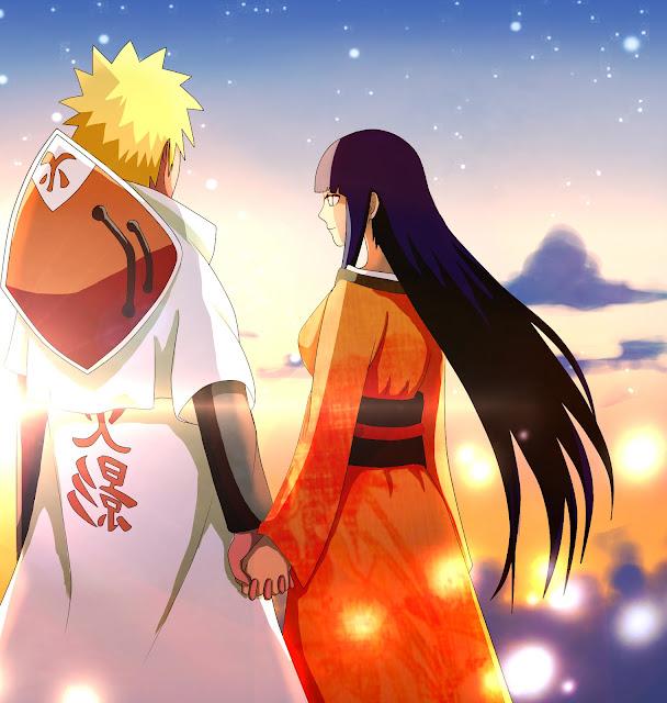 Hal Positif Yang Dapat Di Ambil Pelajarannya Dari Kisah Cinta Naruto Dan Hinata