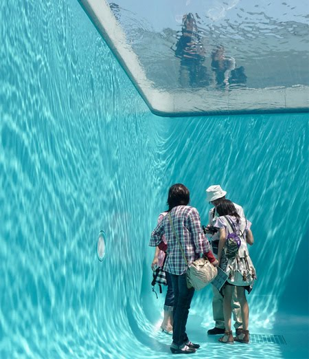 Something Amazing Creative Fake Swimming Pools