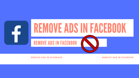 Remove Ads In Facebook