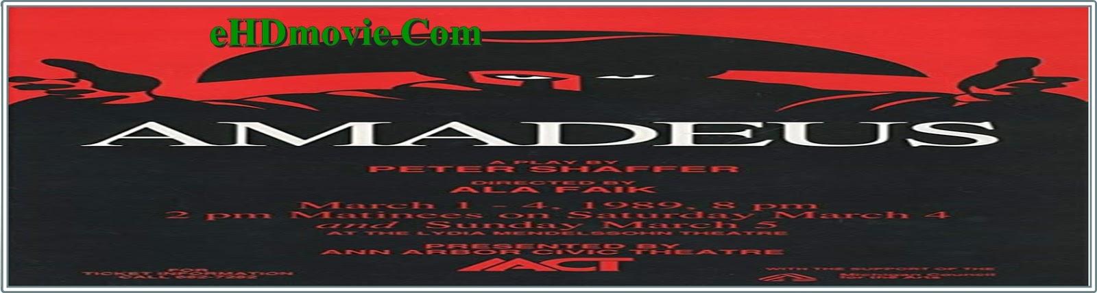 Amadeus 1984 Full Movie English 720p - 480p ORG BRRip 750MB - 1.5GB ESubs Free Download