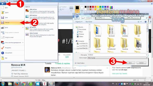 2 Cara Praktis mengambil Screenshot di Laptop Tanpa Software