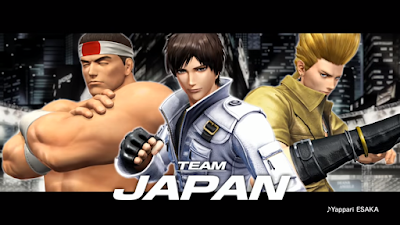 The King Of Fighters XIV per voi il gameplay del team Japan