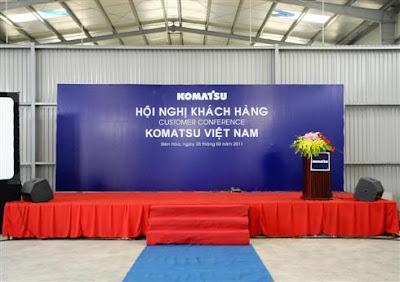 Đơn vị thi công màn hình led p4 giá rẻ tại Tiền Giang