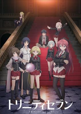 Trinity Seven: Anime TV Series