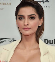 Sonam Kapoor Looks ravishing in a Deep neck Cream Gown ~ CelebsNet  Exclusive Picture Gallery 008.jpg