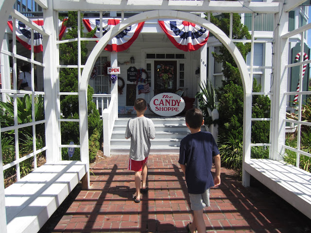 Candy Shop in Southport, NC
