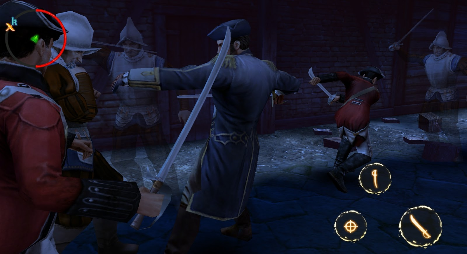 BACKSTAB HD APK TÉLÉCHARGER