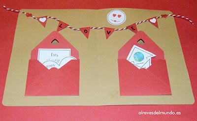 tarjeta amor love