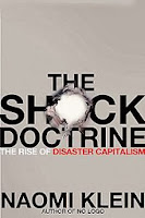 Shock Economy, Naomi Klein
