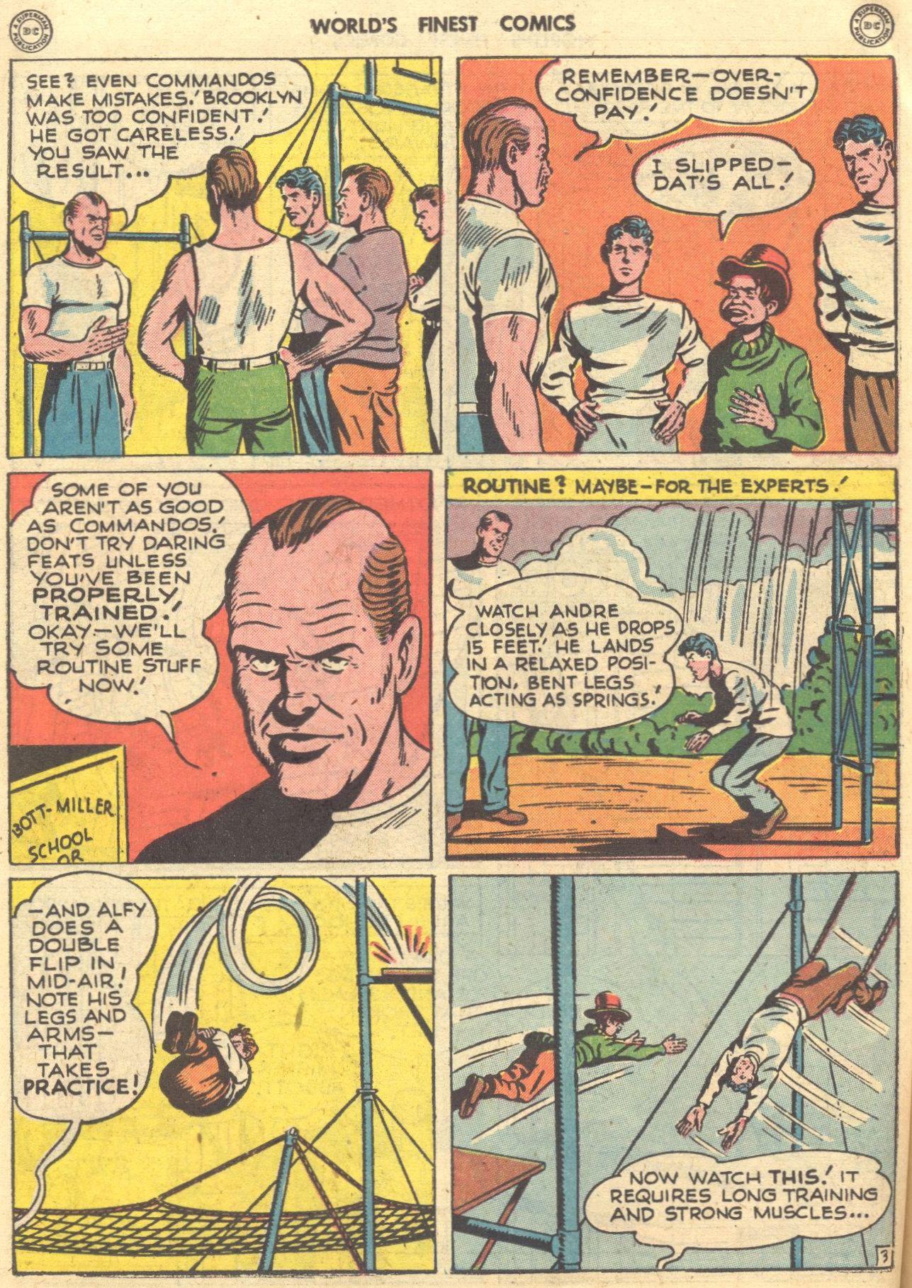 Read online World's Finest Comics comic -  Issue #28 - 31