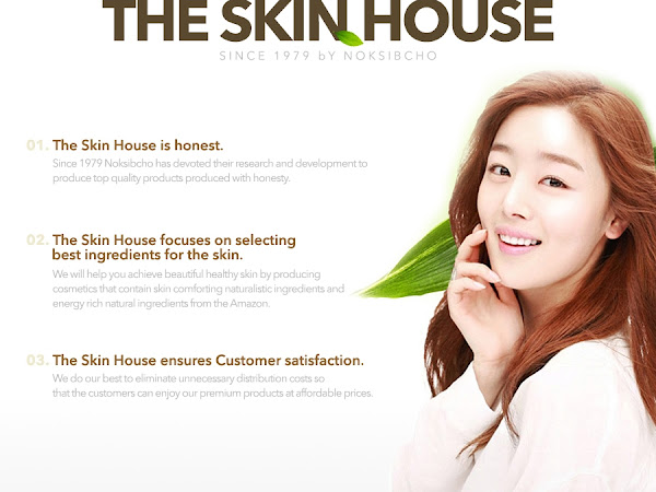 [Review] The Skin House - Essential Cleansing Oil