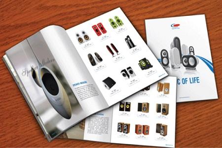 Tìm kiếm và lựa chọn công ty thiết kế catalog giá rẻ