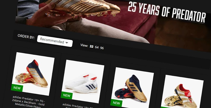 fad9f7785ac11  Limited-Edition  Adidas Predator DB   ZZ 25 Years Icon Boots By Far Not  Sold Out