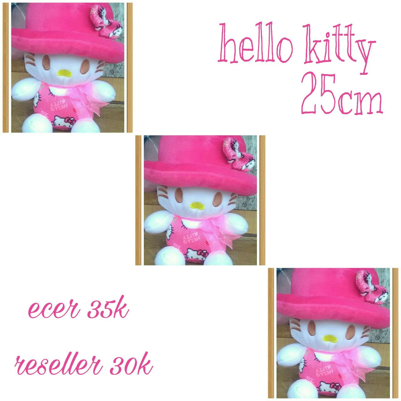 jual boneka hello kitty mini 1fe32cf6e6