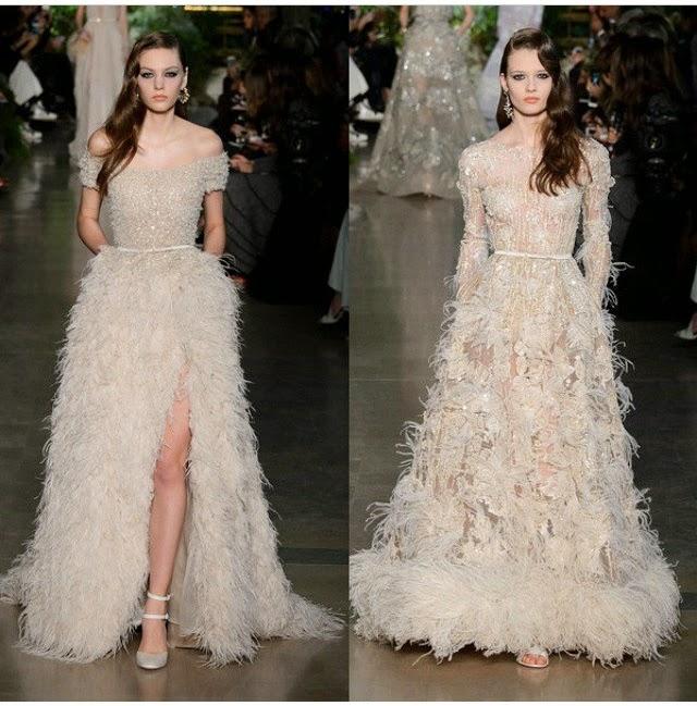 elie saab spring summer couture 2015