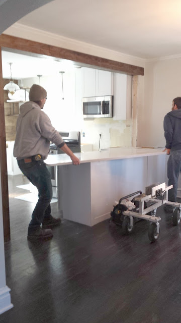 Countertop Dishwasher Good Guys : BONUS POST...COUNTERTOP INSTALLATION...