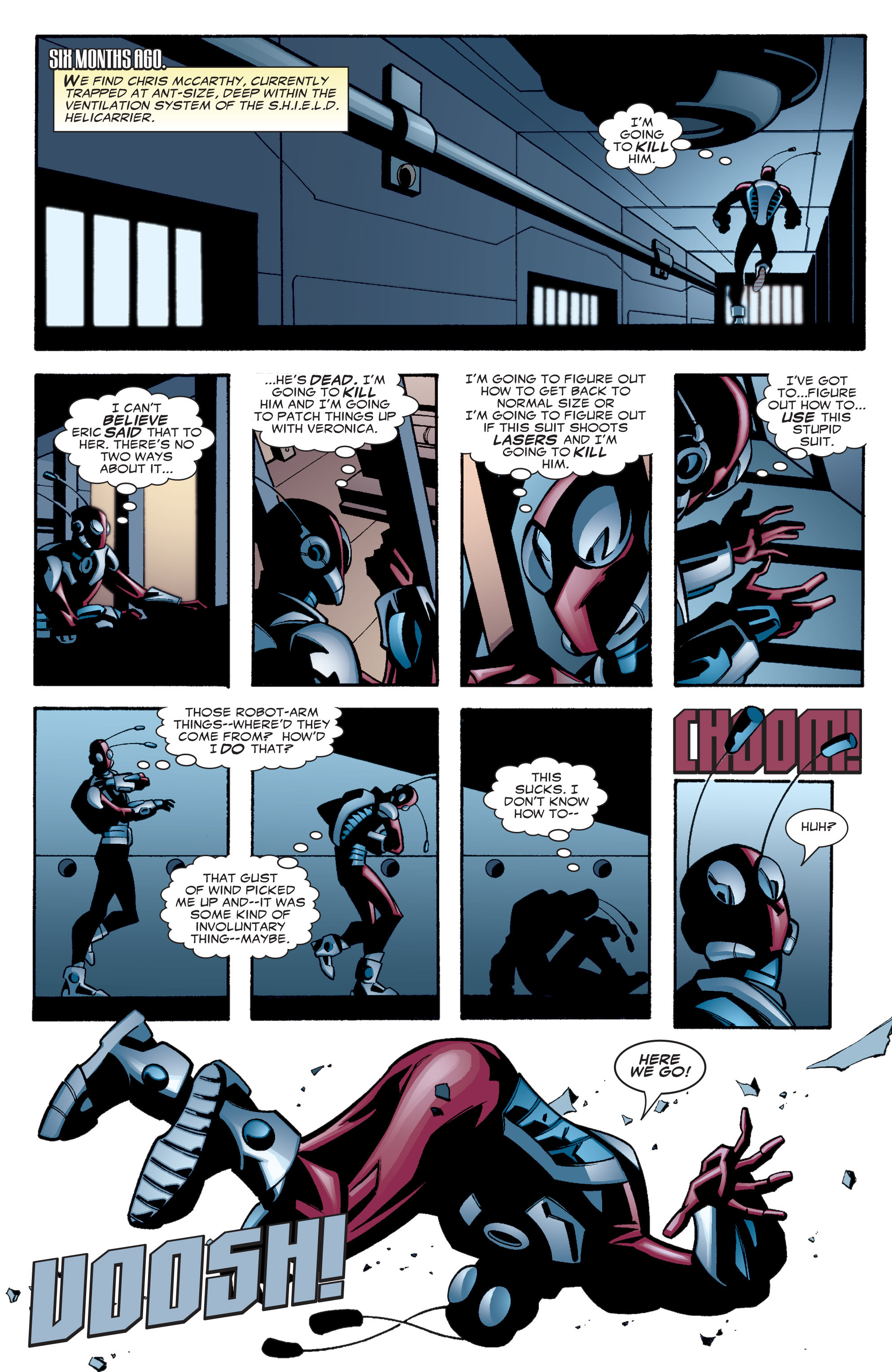 The Irredeemable Ant-Man Issue #2 #2 - English 4