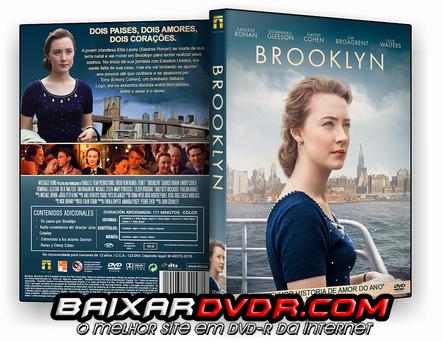 BROOKLYN (2016) DUAL AUDIO DVD-R OFICIAL