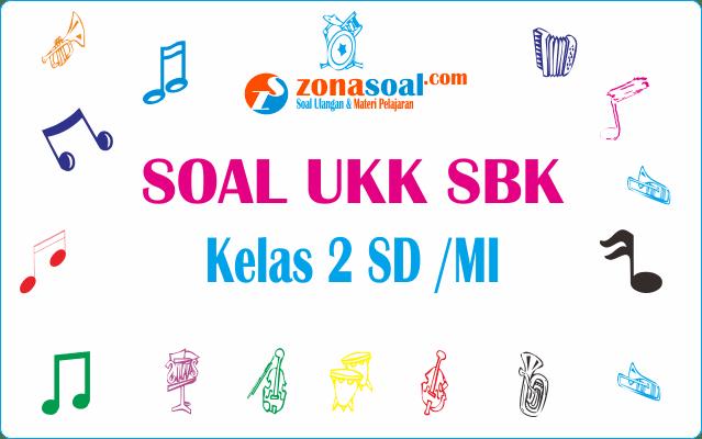 Materi Soal UKK SBK Kelas 2 SD berikut Kunci Jawaban