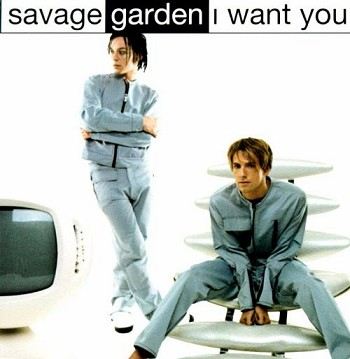Savage Garden - I Want You:歌詞+中文翻譯 - 音樂庫
