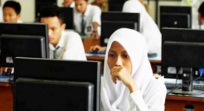 Contoh Soal Latihan UNBK Bahasa Indonesia Tahun 2019 (Bag. 2)