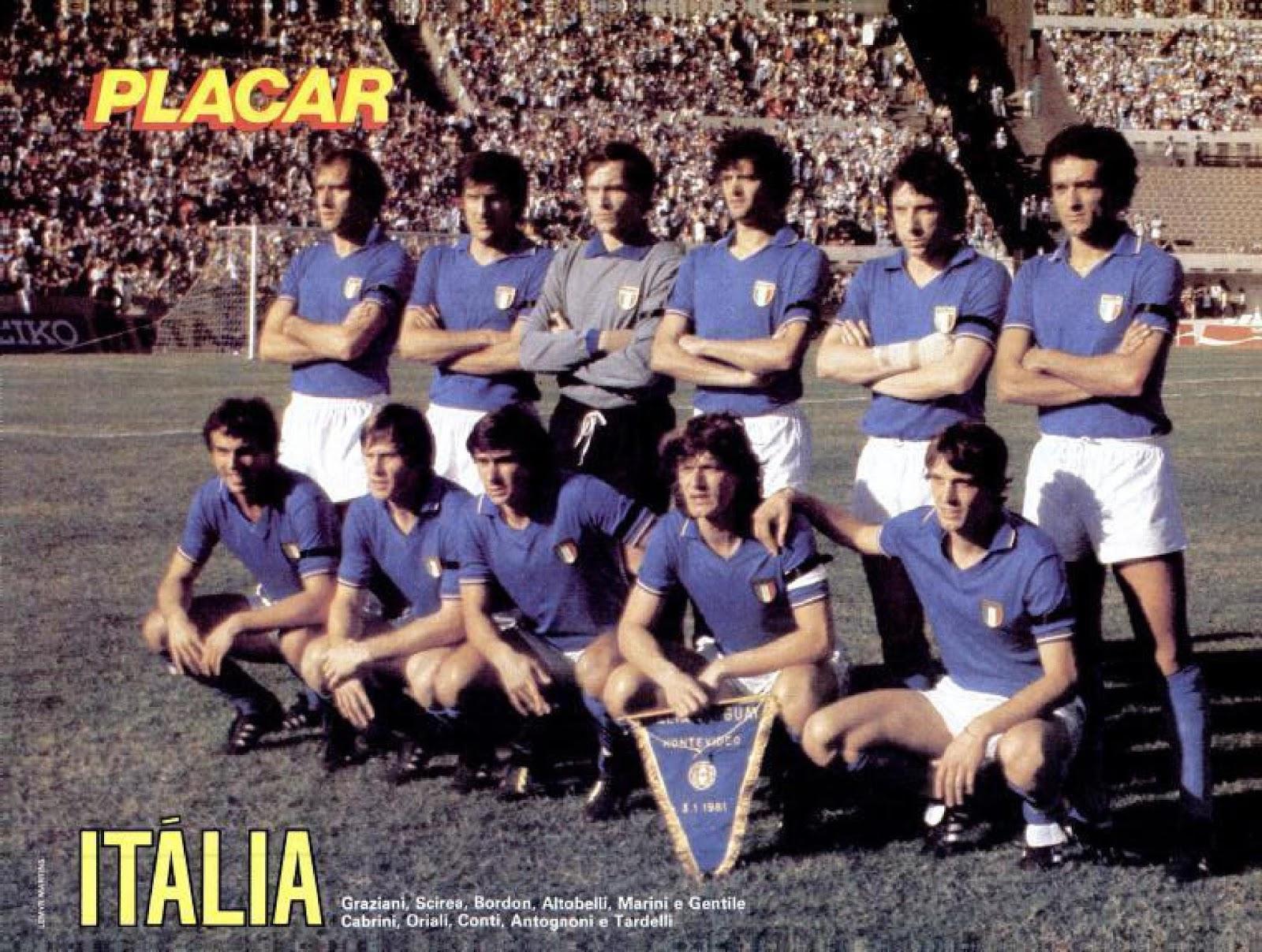 Soccer Nostalgia: tournaments-Part 2 (Mundialito 1980/81)