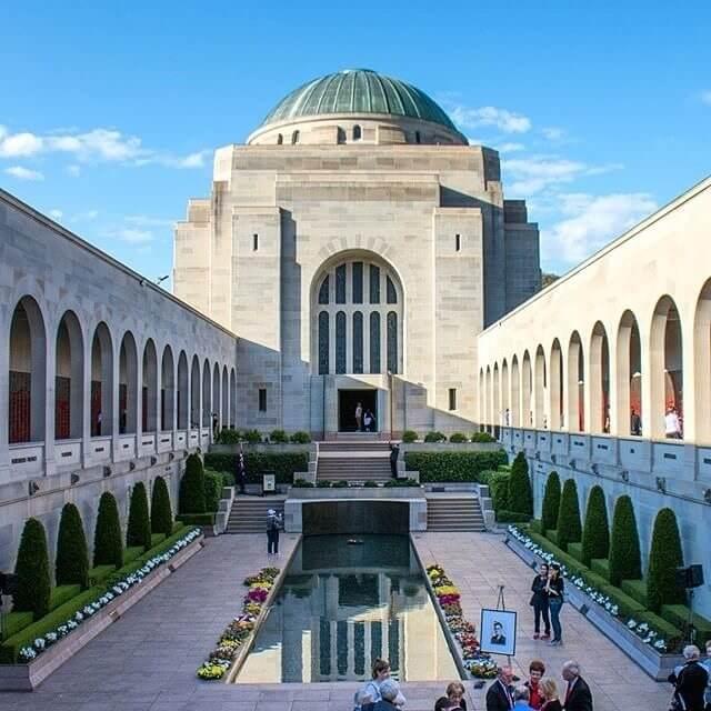 The Australian War Memorial