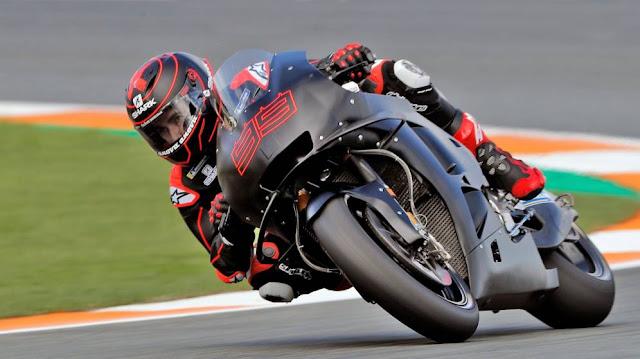 Lorenzo Tak Ikut Serta Pada Test MotoGP 2019 Di Sirkuit Sepang