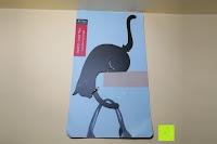 Verpackung: ARTORI Design AD273B - Louis' Paw - Black Metal Cat Decorative Balance Hanger by Artori Design