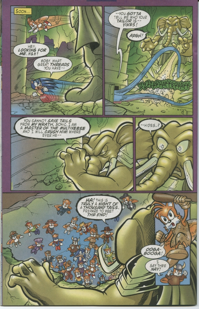 Read online Sonic The Hedgehog comic -  Issue #150 - 26