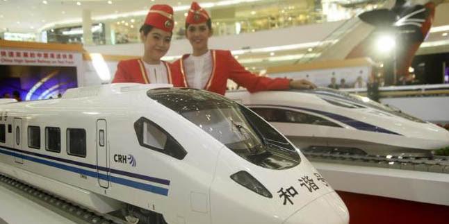 Janji Dana China Tidak Terbukti, DPR Minta Pemerintah Batalkan Proyek Kereta Cepat Jakarta-Bandung