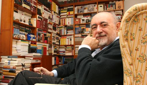 Carlos García Gual, nuevo miembro de la RAE.