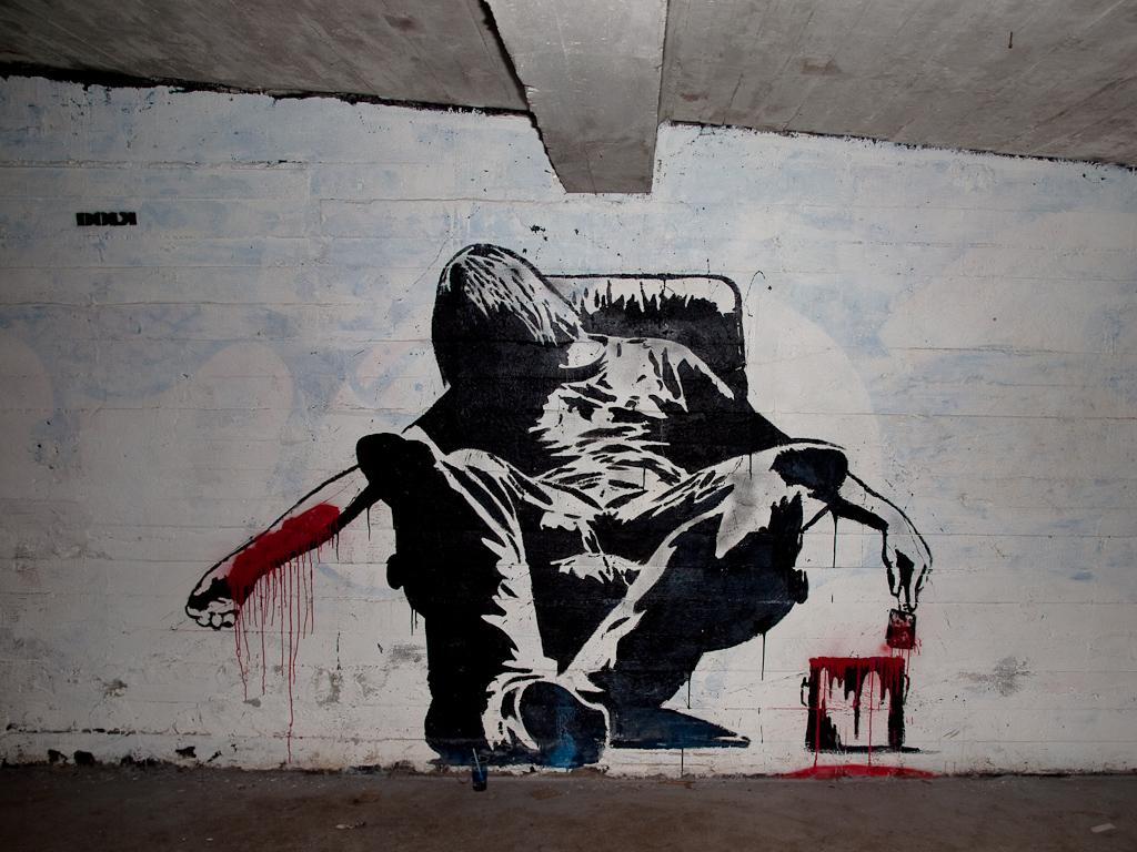 Street Art By ArtFlyMovie: STREET ART BY DOLK