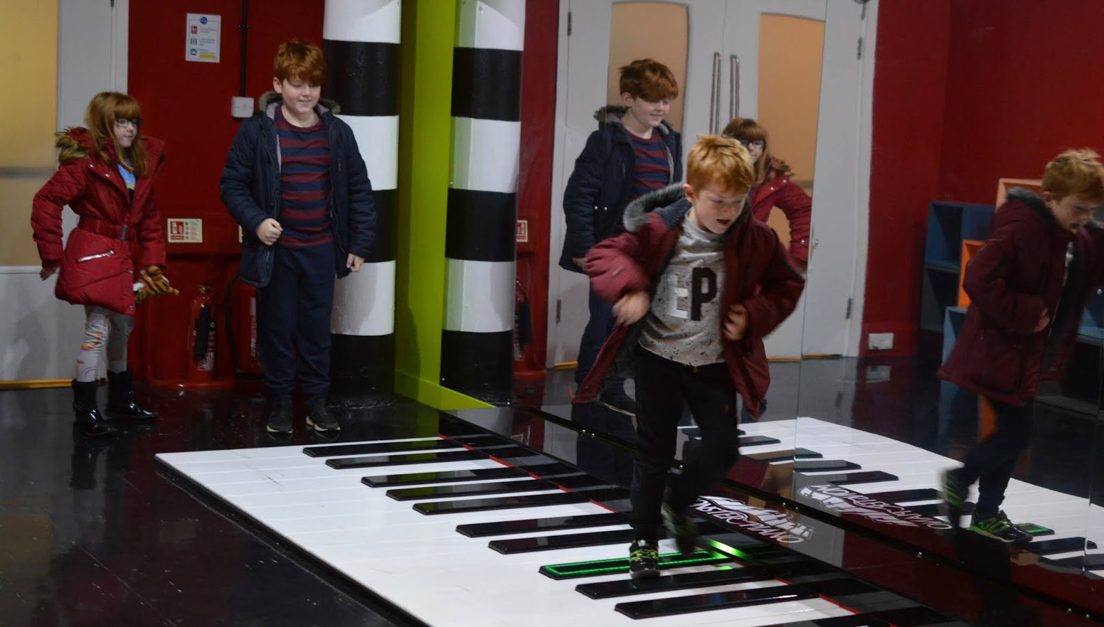 How to Spend 24 Hours in Liverpool with Tweens - Beatles Experience Piano