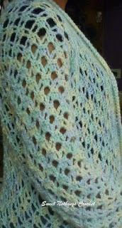 free crochet ladies jacket pattern