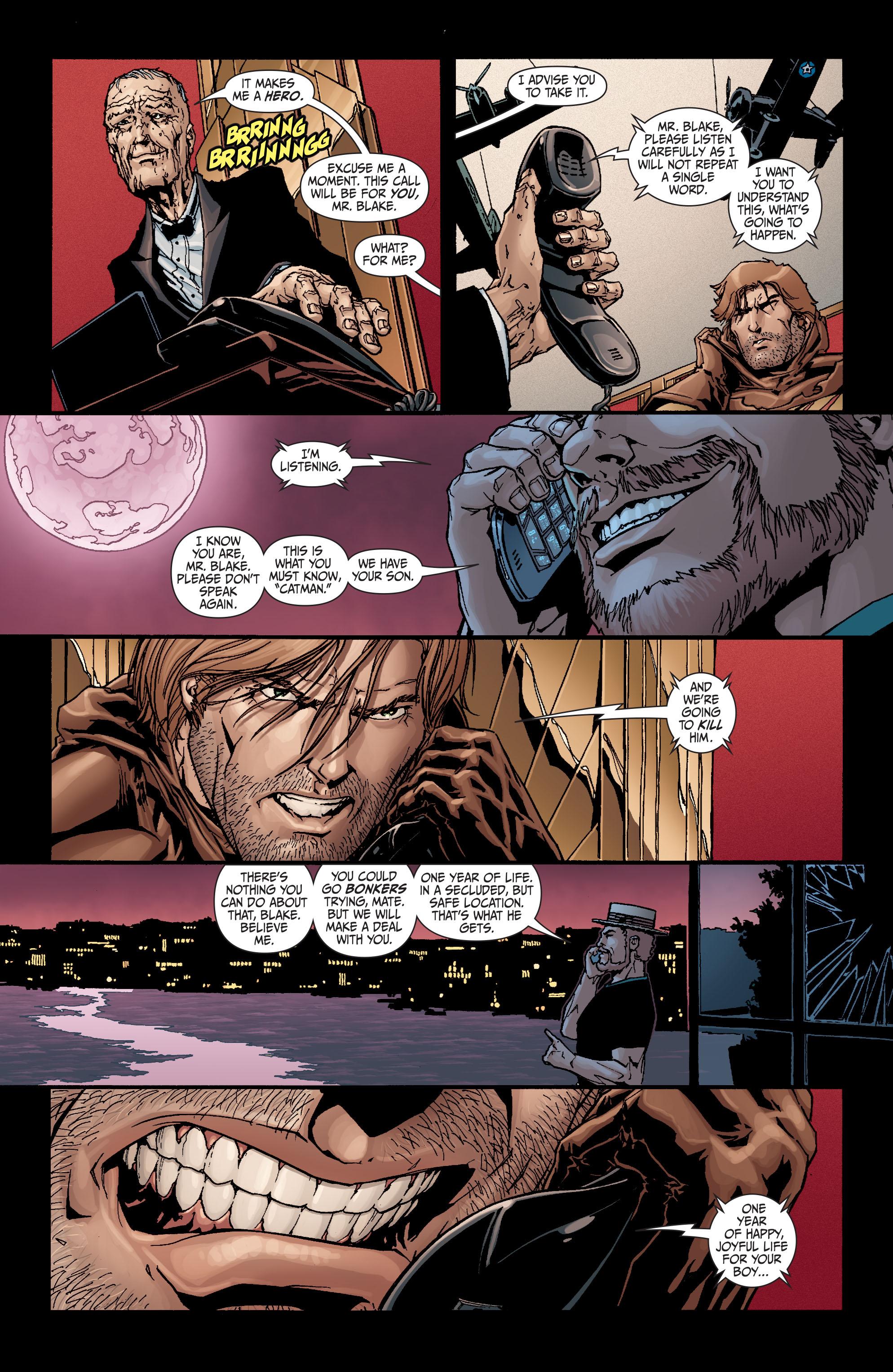 Read online Secret Six (2008) comic -  Issue #19 - 22