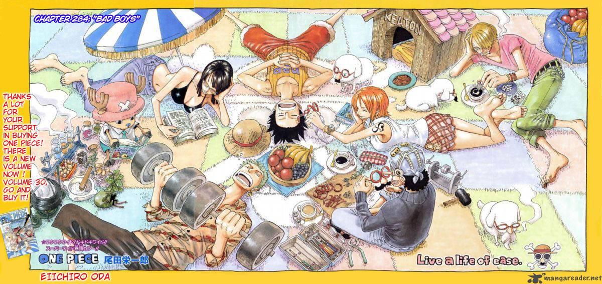 One Piece 284