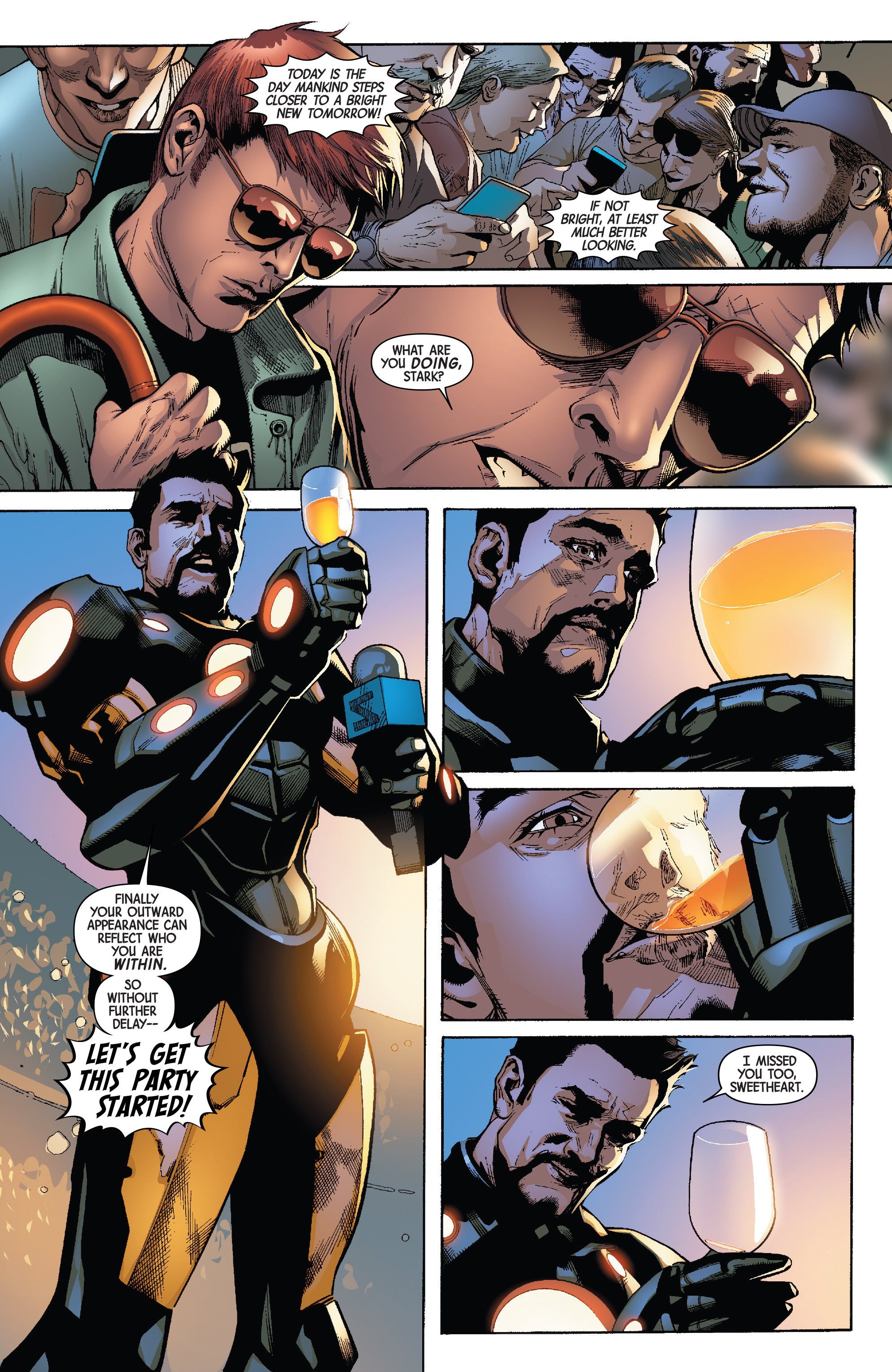 Read online Avengers & X-Men: AXIS comic -  Issue #4 - 15