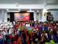 Gerakan Umroh Super Akbar 5 Ribu Jemaah Bersama Arminareka Perdana