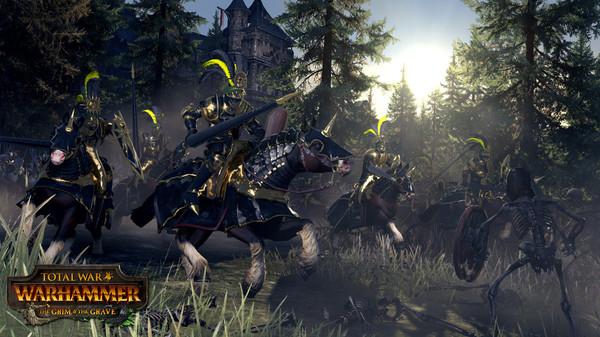 The Grim & The Grave llegará a Total War Warhammer el 1 de septiembre