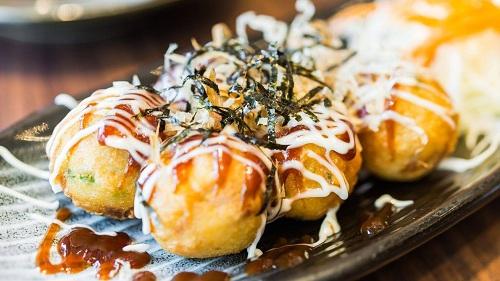 Resepi Takoyaki Makanan Jepun Paling Sedap