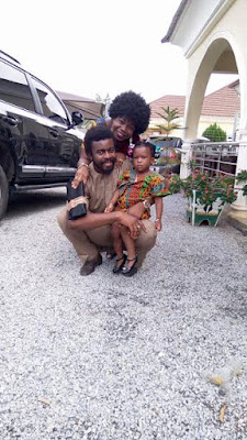 ex-President Goodluck Jonathan's daughter