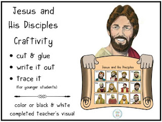 https://www.biblefunforkids.com/2020/09/jesus-and-his-disciples-craftivity.html