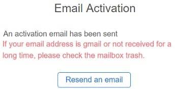 verificar mail kucoin