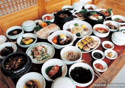 Masakan Madiun 10 Makanan Khas Korea Selatan Terpopuler Masakan
