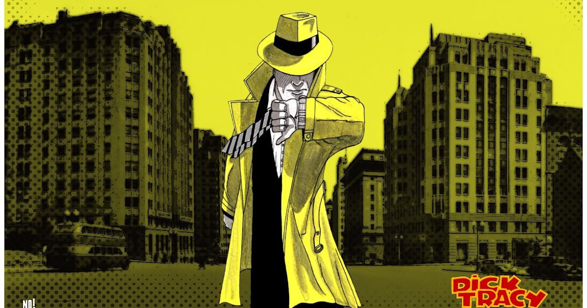 Calling Dick Tracy 9